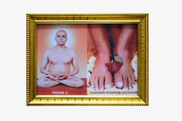 P3Y Param ji Dhyan Chitra - bharti maa ji